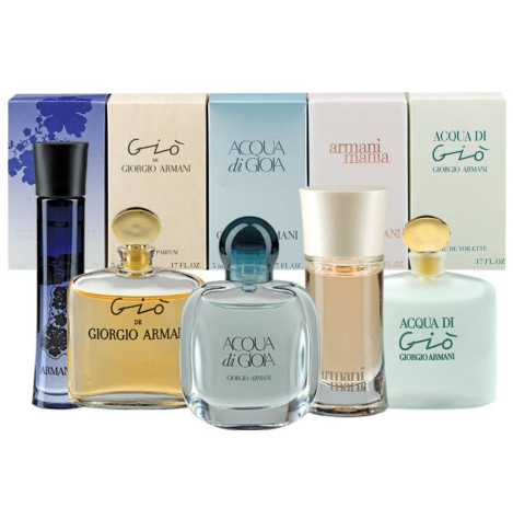 Women 5 Pieces Mini Gift Set