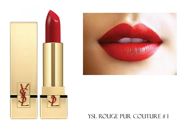 Son môi YSL Rouge Pur Couture