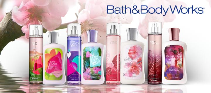 Mỹ phầm Bath&Body Works