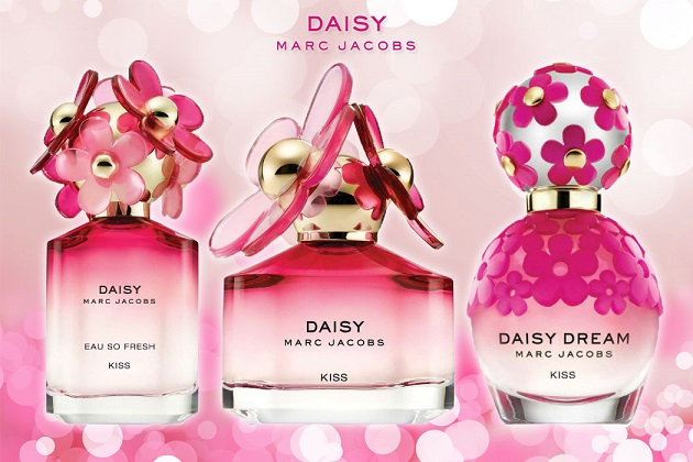 Daisy Eau So Fresh Kiss