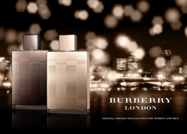 nước hoa Burberry London Special Edition For Men 2009 - Photo 3