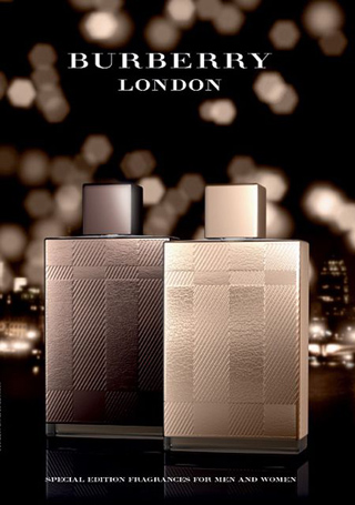 nước hoa Burberry London Special Edition For Men 2009 - Photo 4