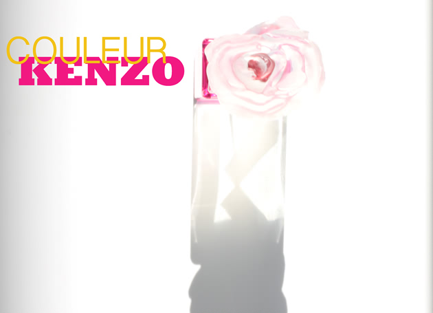 Nước hoa Kenzo  Couleur Kenzo Rose Pink for women - Photo 4