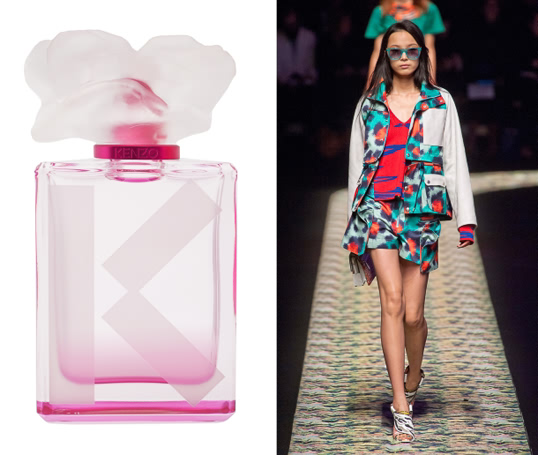 Nước hoa Kenzo  Couleur Kenzo Rose Pink for women - Photo 6