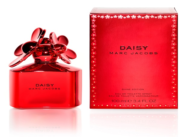 Daisy Marc Jacobs Shine Edition (Red)