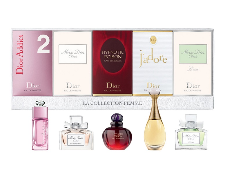 Nước hoa Dior La Collection Femme Giftse