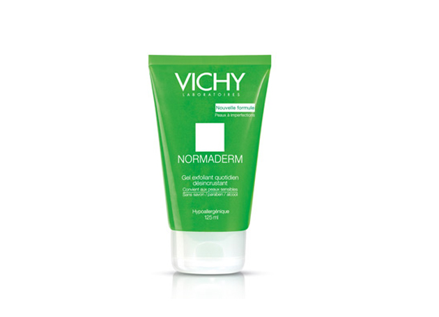 Gel rửa mặt ngừa mụn Vichy Normaderm Daily Exfoliating Cleansing Gel - Photo 2