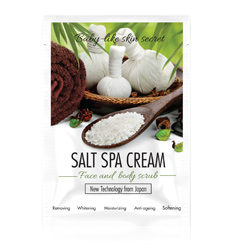Kem muối Sokiss Salt SPA Cream