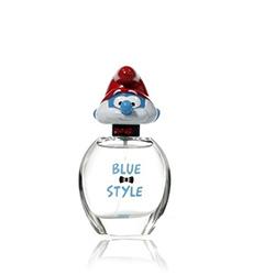 Blue Style Papa