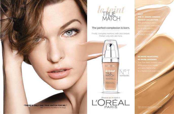Kem nền Loreal True Math Liquid Foundation - Photo 3