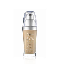 Kem nền Loreal True Math Liquid Foundation