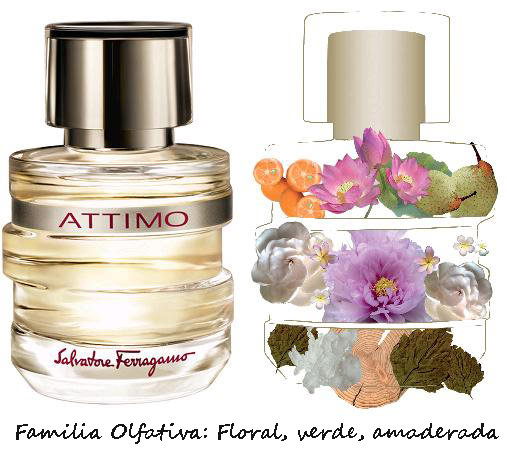 Nước hoa Salvatore Ferragamo Attimo - Photo 4