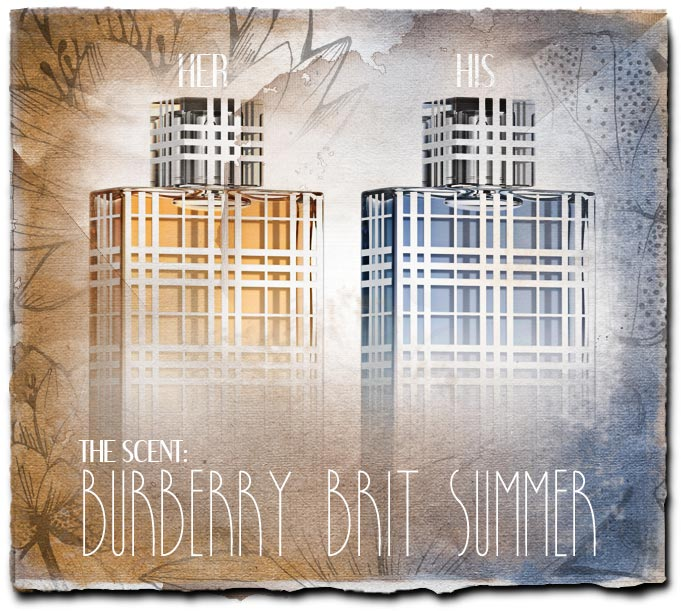 nước hoa Burberry Brit Summer For Men - Photo 3