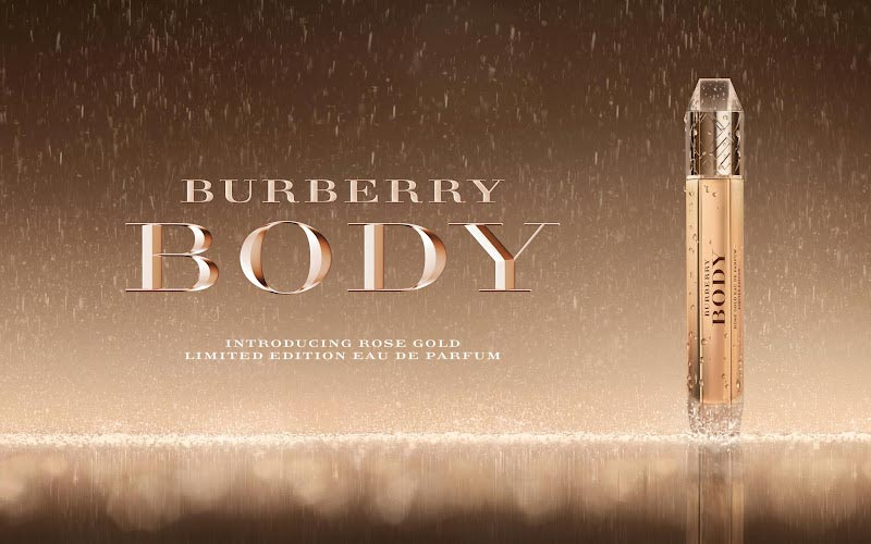 nước hoa Burberry Body Rose Gold - Photo 4