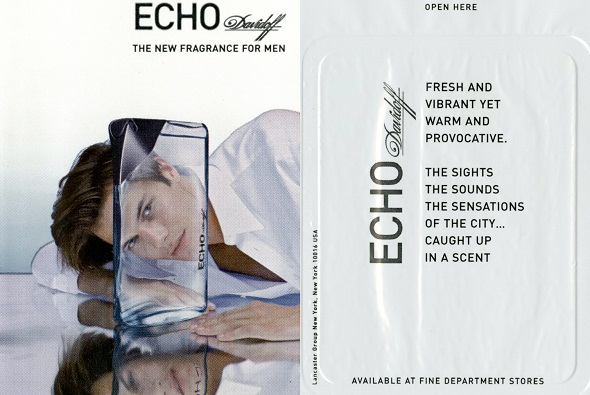 Nước hoa Davidoff Echo - Photo 5