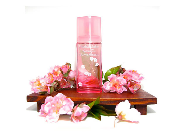 nước hoa Elizabeth Arden Green Tea Cherry Blossom - Photo 3