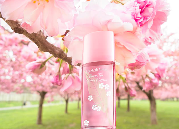 nước hoa Elizabeth Arden Green Tea Cherry Blossom - Photo 5