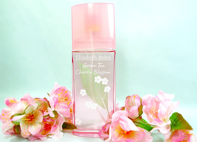 nước hoa Elizabeth Arden Green Tea Cherry Blossom - Photo 4