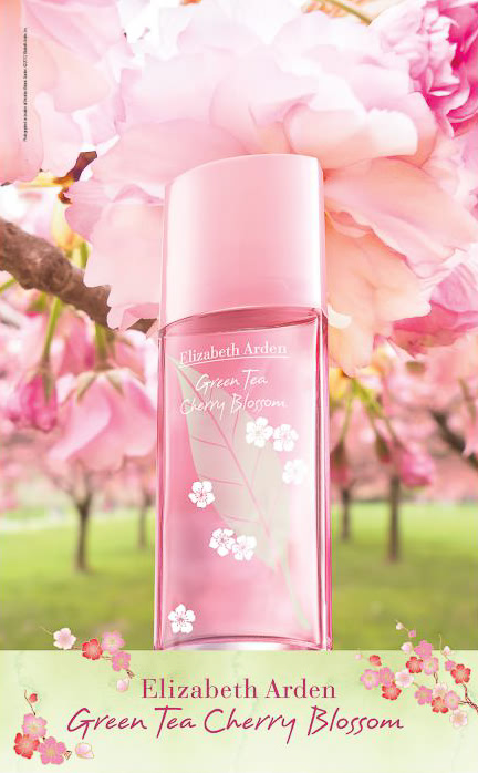nước hoa Elizabeth Arden Green Tea Cherry Blossom - Photo 6