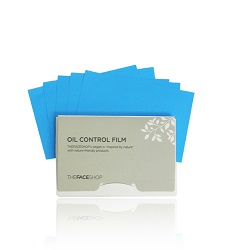 Giấy thấm dầu TheFaceShop 3M Oil Control Film