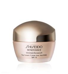 Kem dưỡng da chống lão hóa ban ngày Shiseido Benefiance WrinkleResist24 Day Cream SPF15