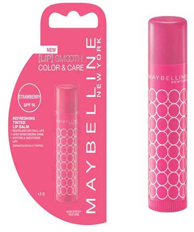 Son dưỡng Maybelline Lip Smooth color & care - Photo 3