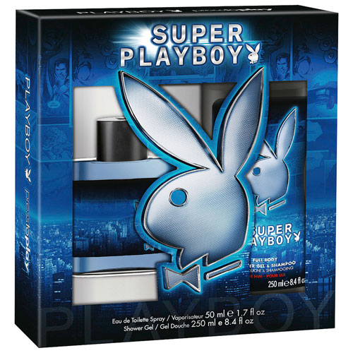 Nước hoa Playboy Super Playboy For Him - Photo 3