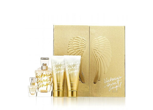 Nước hoa Victoria Secret Angel Gold Giftset