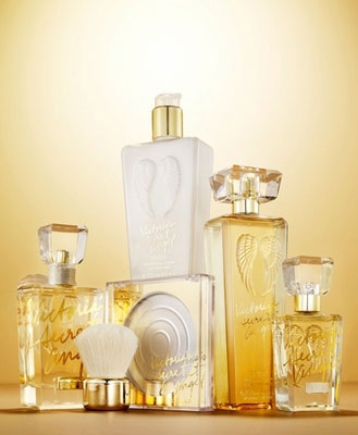 Nước hoa Victoria Secret Angel Gold Giftset - Photo 4