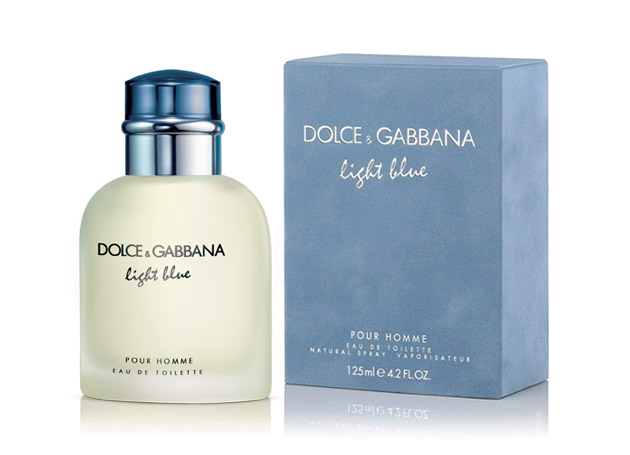 Nước hoa D&G Light Blue Pour Homme - Photo 2