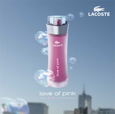 Nước hoa Lacoste Love of Pink - Photo 5