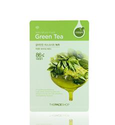 Mặt Nạ TheFaceShop Green Tea