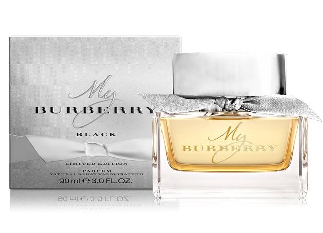 Edition Nàng Quyến Rũ Burberry Limited My Cho Black Parfum dChtsQr