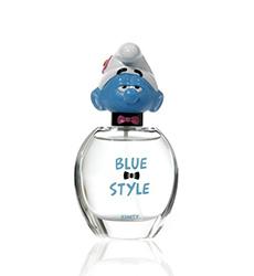 Blue Style Vanity