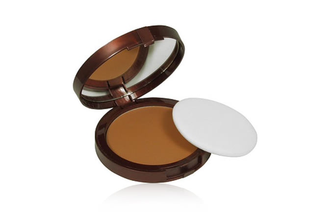 Phấn Nén Nhũ Compact Bronzing Powder - Photo 2