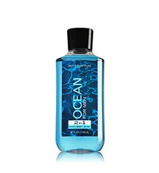 Tắm gội 2in1 Ocean for Men