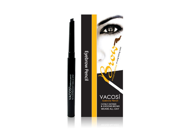Chì mày định hình Vacosi Auto Eyebrow Pencil - Photo 2