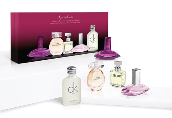 Nước hoa CK Deluxe Travel Collection 2 Giftset