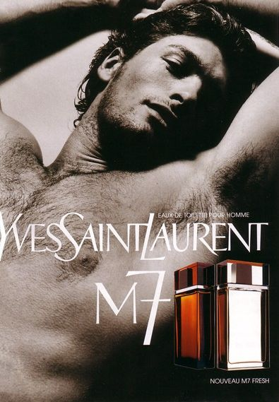 Nước hoa Yves Saint Laurent M7 - Photo 3