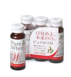 Thực Phẩm Chức Năng Shiseido Pure White