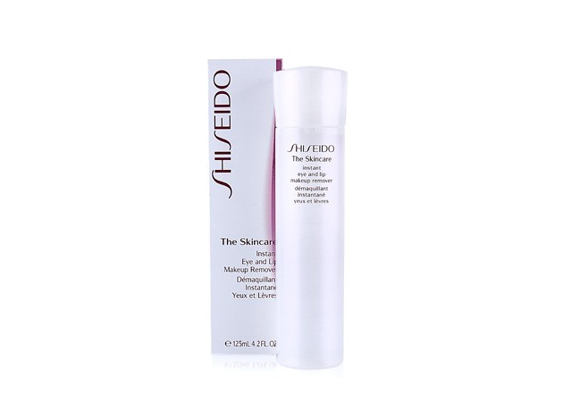 Nước tẩy trang Shiseido The Skincare Instant Eye & Lip Makeup Remover - Photo 2