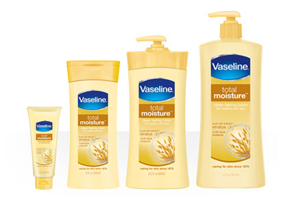Sữa dưỡng thể Vaseline Total Moisture Conditioning Body Lotion - Photo 6