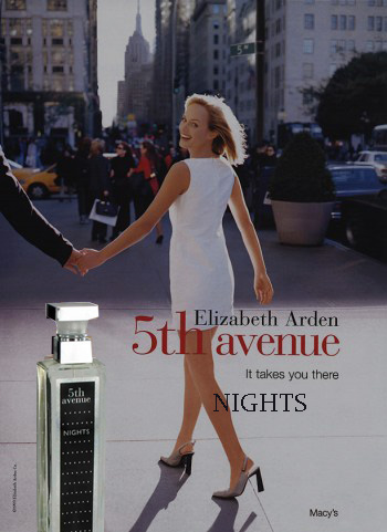 Nước hoa Elizabeth Arden 5th Avenue Nights - Photo 3