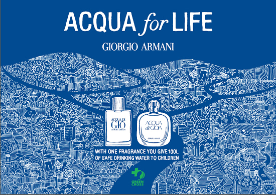 Nước hoa Giorgio Armani Acqua For Life Pour Homme Limited Edition - Photo 5