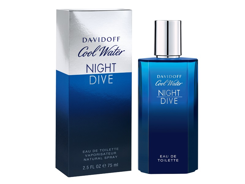 Nước hoa Davidoff Cool Water Night Dive