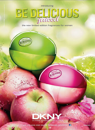 Nước hoa DKNY Delicious Fresh Blossom Juiced - Photo 3