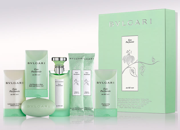 Nước hoa Bvlgari Eau Parfumee Au The Vert - Photo 5