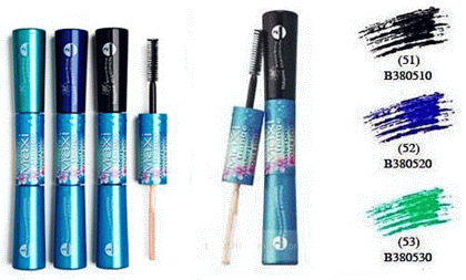 Mascara Maxi Frange Waterproof - Photo 4