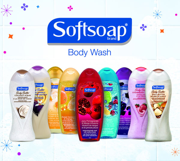 Sữa tắm Softsoap Ocean Fresh For Men - Photo 3