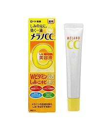 Tinh chất đặc trị thâm Serum Vitamin C Melano CC Rohto